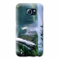 Coque Samsung Galaxy S6  Montagne
