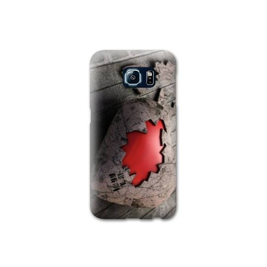 Coque Samsung Galaxy S6 EDGE amour