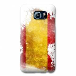 Coque Samsung Galaxy S6 EDGE Espagne