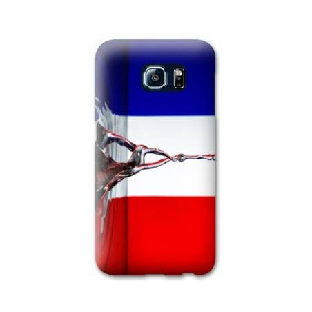 Coque Samsung Galaxy S6 EDGE France