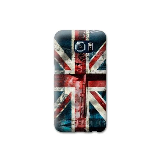 Coque Samsung Galaxy S6 EDGE Angleterre