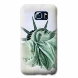 Coque Samsung Galaxy S6 EDGE Amerique