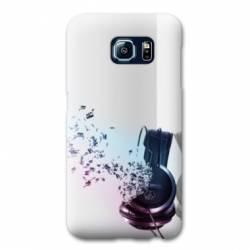 Coque Samsung Galaxy S6 EDGE techno