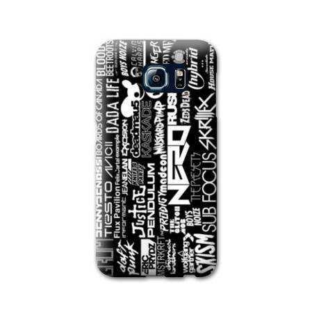 Coque Samsung S6 EDGE techno