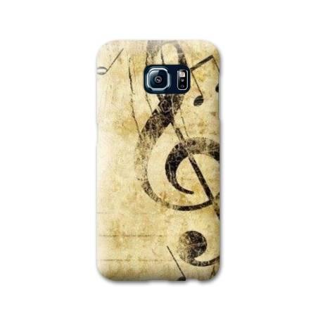 Coque Samsung S6 EDGE Musique