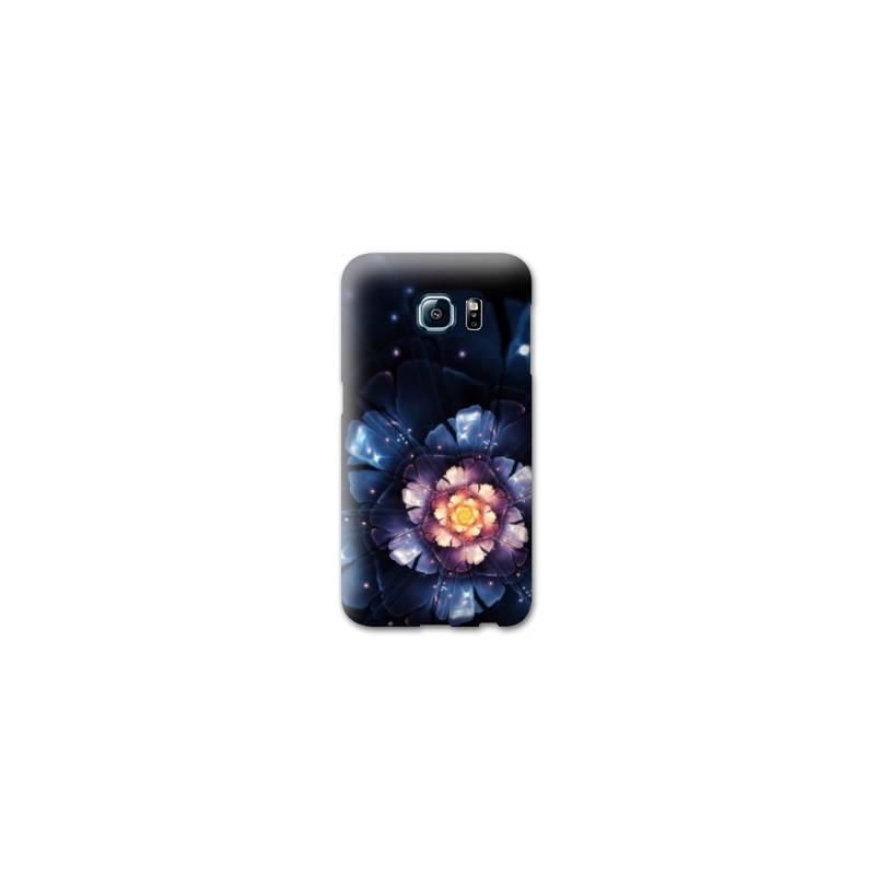 coque samsung galaxy s6 fleur