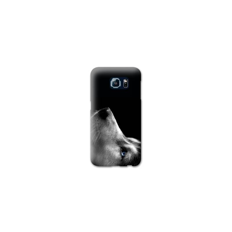 coque samsung galaxy s6 edge animaux