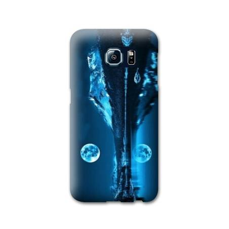 Coque Samsung S6 EDGE  Montagne