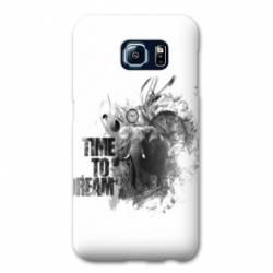 Coque Samsung Galaxy S6 EDGE savane