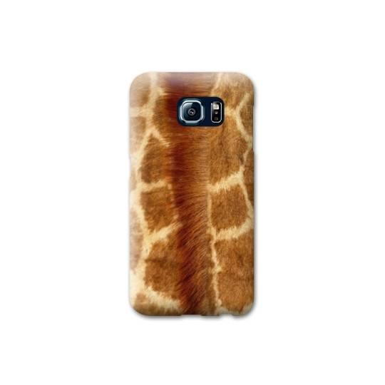 Coque pour Samsung Galaxy S6 EDGE savane