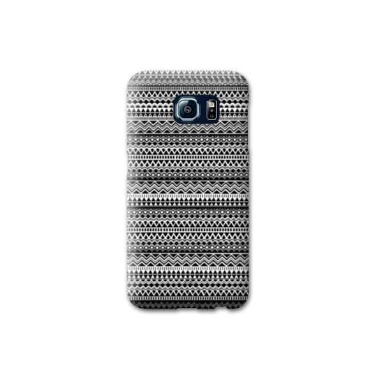 Coque pour Samsung Galaxy S6 EDGE motifs Aztec azteque