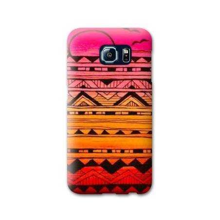 Coque Samsung S6 EDGE motifs Aztec azteque