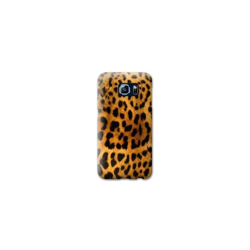 Coque Samsung Galaxy S6 EDGE felins