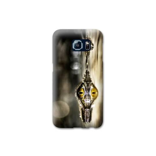 Coque Samsung Galaxy S6 EDGE reptiles