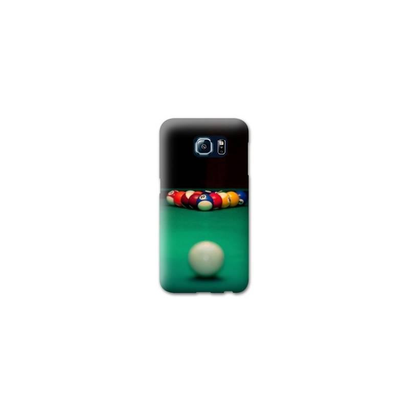 Coque pour Samsung Galaxy S6 EDGE  Casino