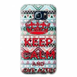 Coque Samsung S6 EDGE Keep Calm