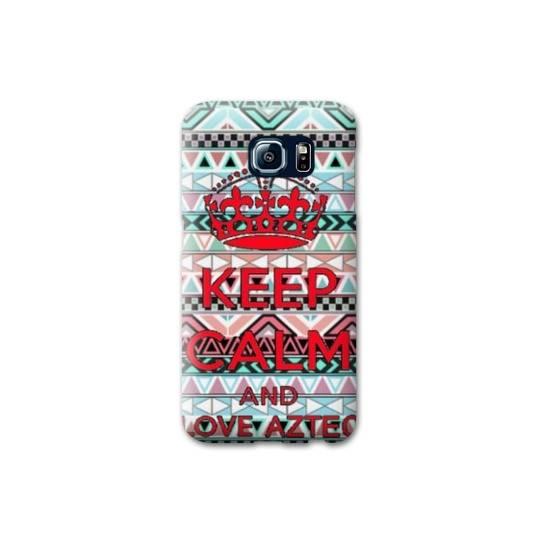 Coque Samsung Galaxy S6 EDGE Keep Calm
