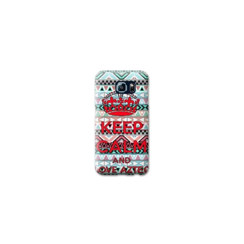 Coque Samsung Galaxy S6 EDGE Keep Calm