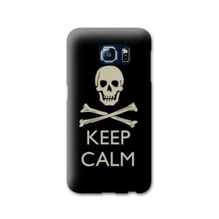 Coque Samsung S6 EDGE Keep Calm