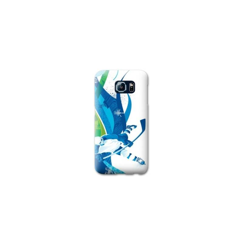 Coque pour Samsung Galaxy S6 EDGE  Sport Glisse