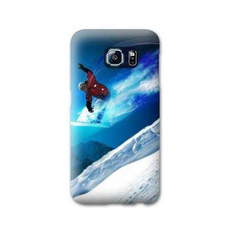 Coque Samsung S6 EDGE  Sport Glisse