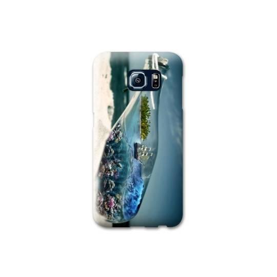Coque Samsung Galaxy S6 EDGE  Mer