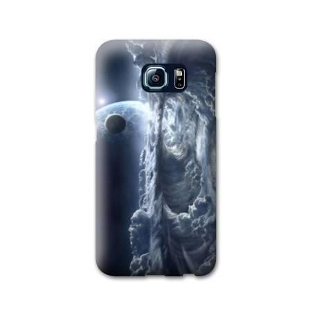Coque Samsung S6 EDGE Espace Univers Galaxie