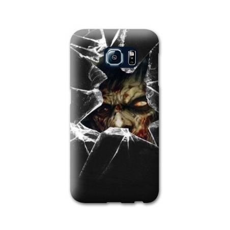 Coque Samsung S6 EDGE Horreur