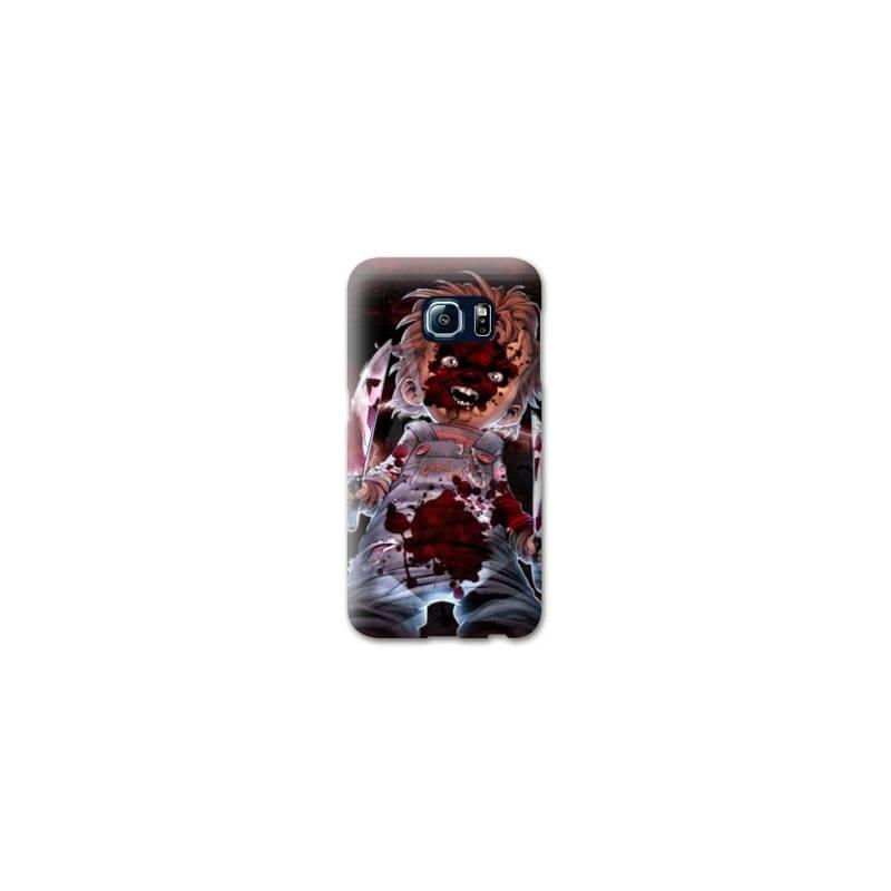 Coque Samsung Galaxy S6 EDGE Horreur