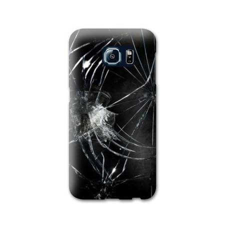 Coque Samsung Galaxy S6  Trompe oeil