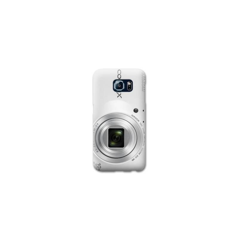 Coque Samsung Galaxy S6 EDGE Trompe oeil