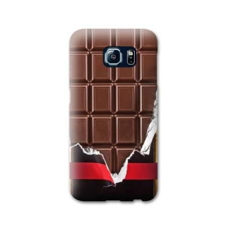 Coque Samsung S6 EDGE Trompe oeil