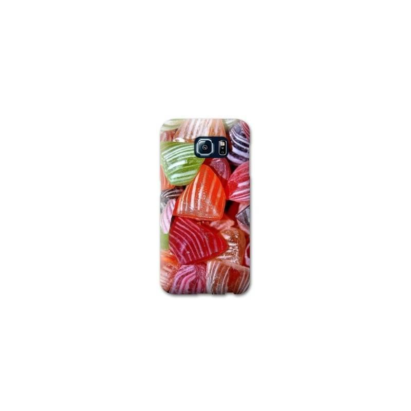 Coque pour Samsung Galaxy S6 EDGE Gourmandise