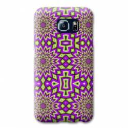 Coque Samsung S6 EDGE Effet Visuel