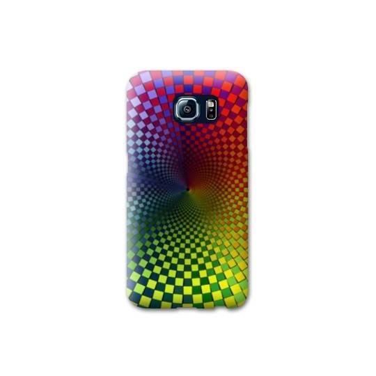 Coque pour Samsung Galaxy S6 EDGE Effet Visuel