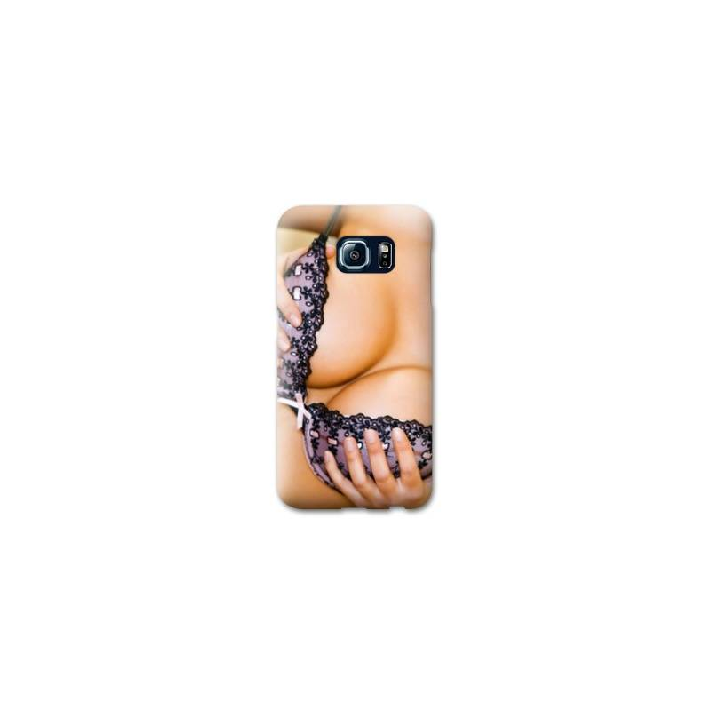 Coque Samsung Galaxy S6 EDGE Sexy