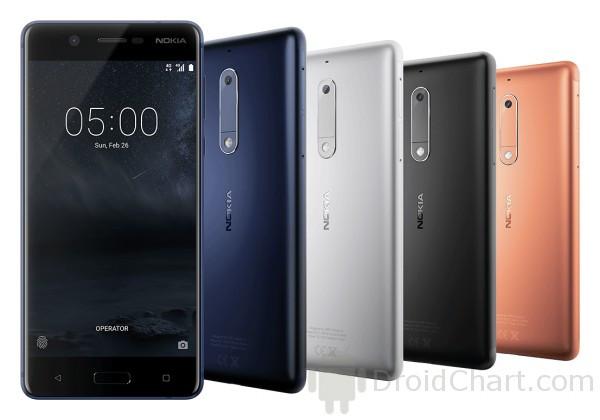 Nokia 5 - Coque / housse personnalisée