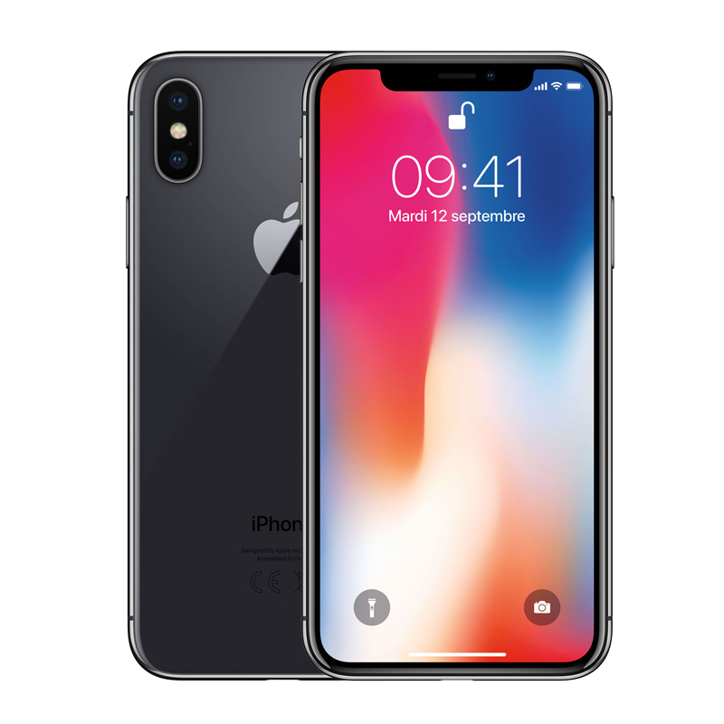 Iphone X / XS - Coque / housse personnalisée