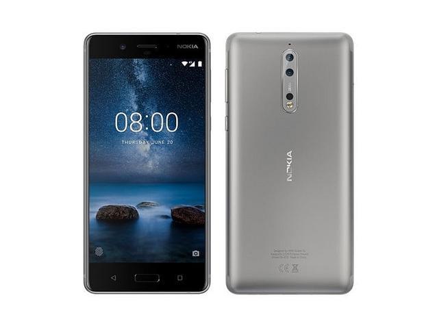 Nokia 8 - Coque / housse personnalisée