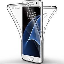 Coque transparente Galaxy S8 Plus +