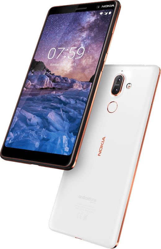 Nokia 7 Plus - Coque / housse personnalisée