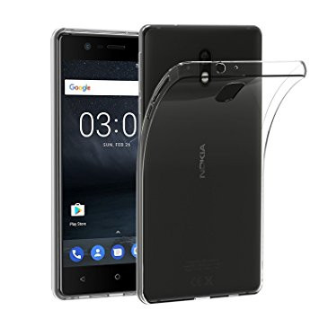 Coque transparente Nokia 8