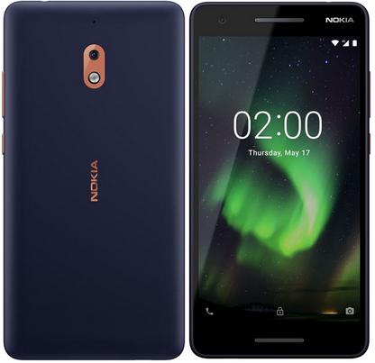 Nokia 2.1 - Coque / housse personnalisée
