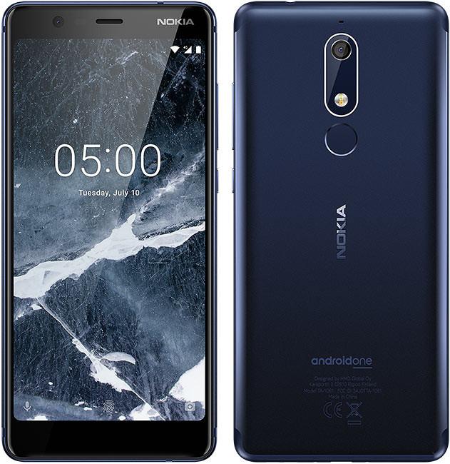 Nokia 5.1 - Coque / housse personnalisée