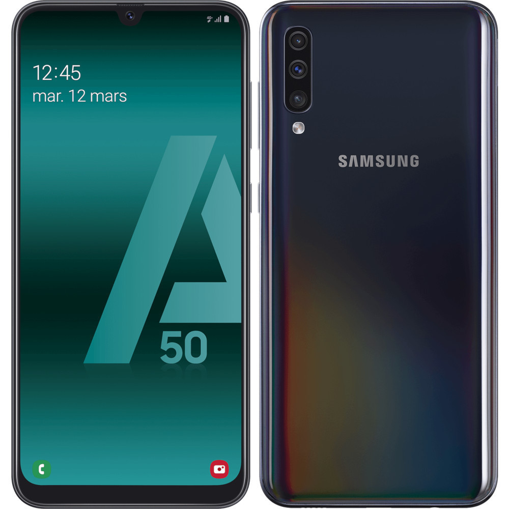 Galaxy A50 - Coque et housse personnalisée