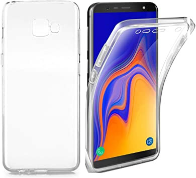 Coque transparente Galaxy J4 Plus - J415