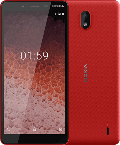 Nokia 1 Plus - Coque / Housse personnalisée