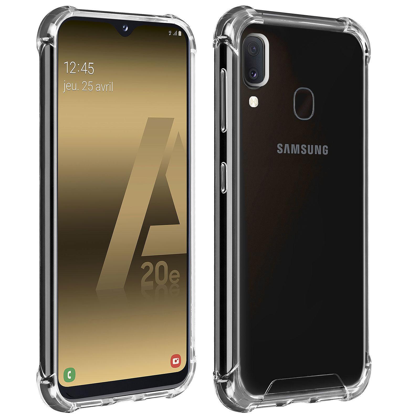 Coque transparente Galaxy A20e