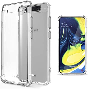 Coque transparente Galaxy A80