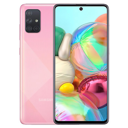 Galaxy A71 - Coque / housse personnalisée